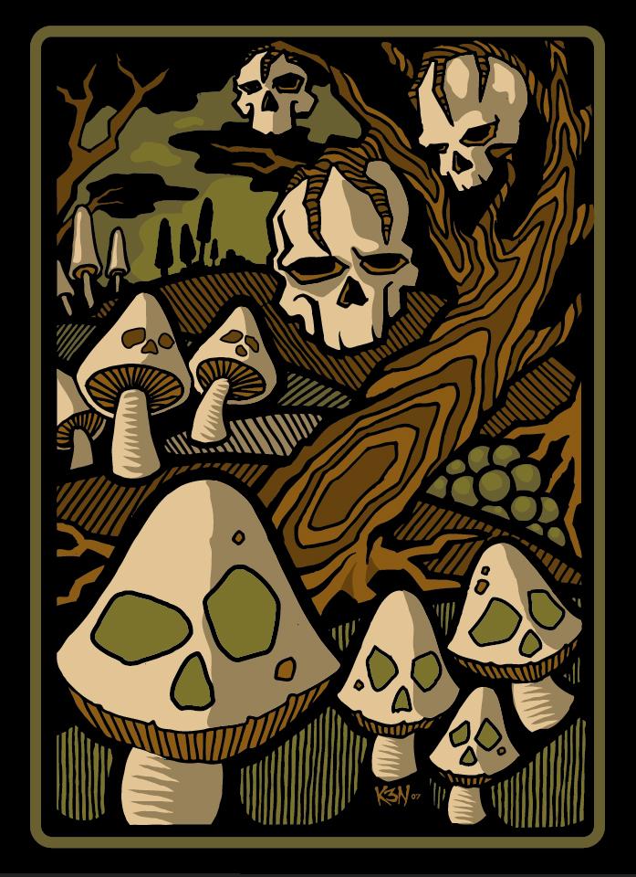 skullshroom