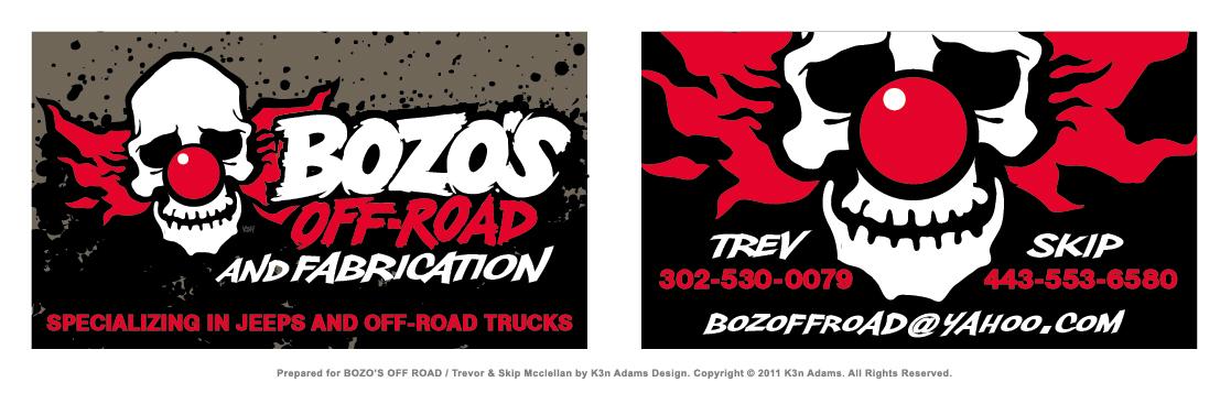 Road Logo Design Design For an Off Road