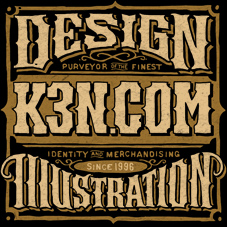 k3n dot com logo