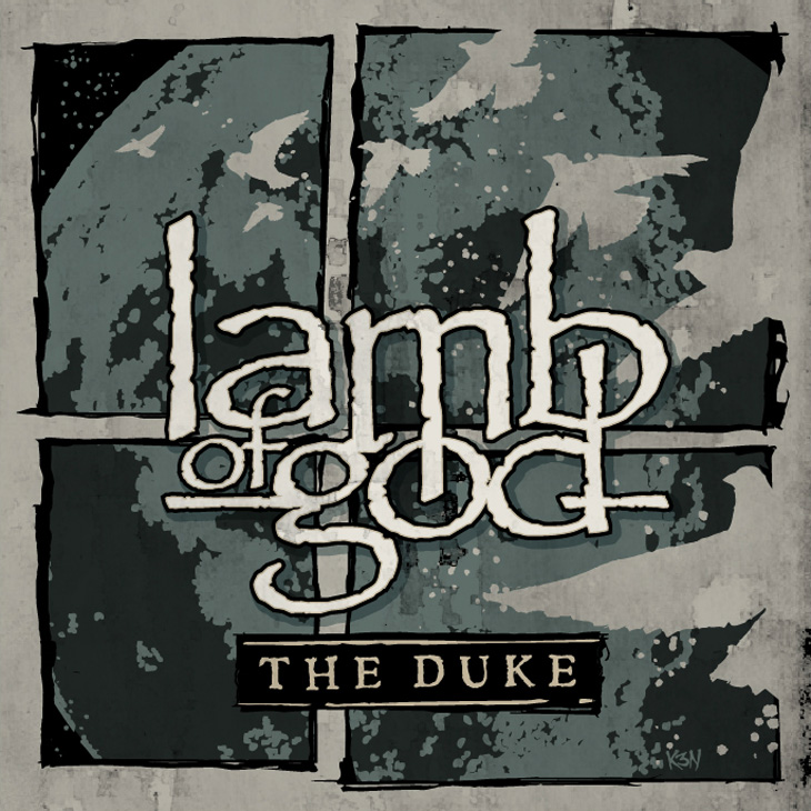 Lamb of God - The Duke EP 2
