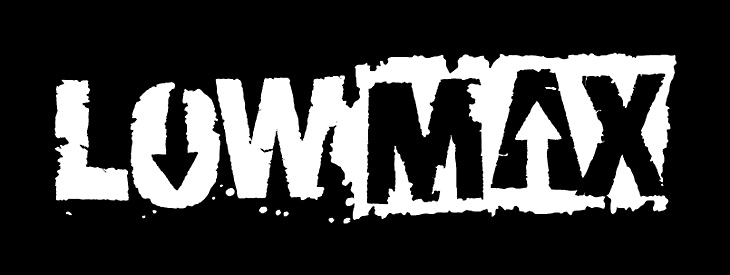 lowmax logo design